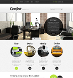 Furniture Drupal  Template 39366