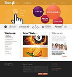 Web design Website  Template 39373