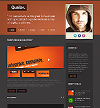 Web design Website  Template 39382