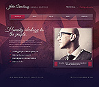 Politics Website  Template 39384