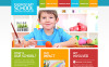 Responsywny szablon strony www #39379 na temat: szkoła podstawowa Desktop Layout