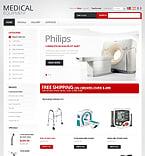 Medical PrestaShop Template 39435