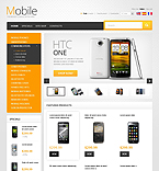 Electronics PrestaShop Template 39441