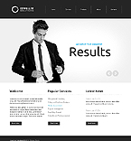 Website  Template 39453
