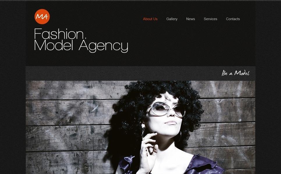 Tema Siti Web  #39465 per Un Sito di Agenzia e New Screenshots BIG