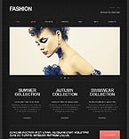 Fashion Website  Template 39467