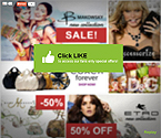 Fashion Facebook  Template 39496
