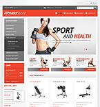 Sport PrestaShop Template 39498