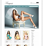Fashion VirtueMart  Template 39521