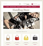 Fashion VirtueMart  Template 39523