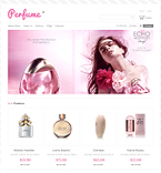 Beauty VirtueMart  Template 39524