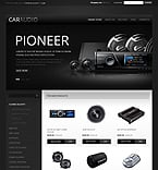 Cars VirtueMart  Template 39527