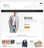 Fashion VirtueMart  Template 39529