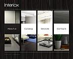 Furniture Flash CMS  Template 39534