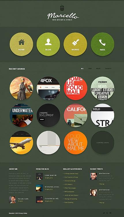 Joomla Theme/Template 39542 Main Page Screenshot