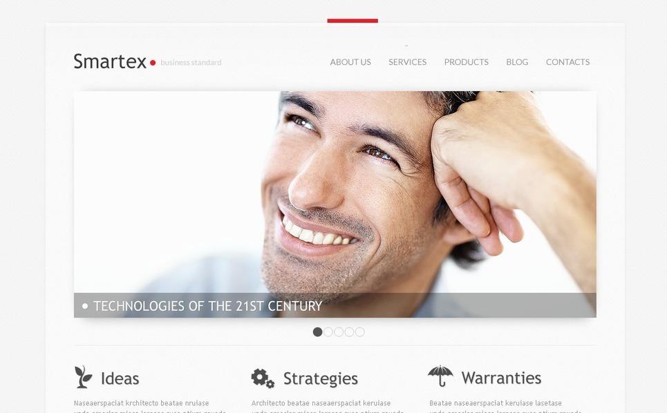 IT Templates Joomla Şablonu New Screenshots BIG