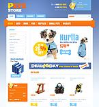 Animals & Pets PrestaShop Template 39553