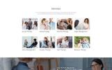 """Responzivní Šablona webových stránek """"Sense - Psychologist Multipage Clean HTML"""""""