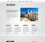 Architecture Website  Template 39561