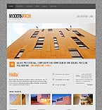 Architecture Website  Template 39577