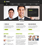Website  Template 39609