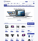Computers VirtueMart  Template 39646