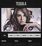 Art & Photography Drupal  Template 39655