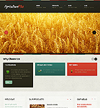 Agriculture Drupal  Template 39659