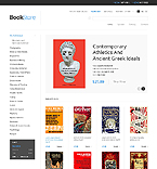 Books PrestaShop Template 39664