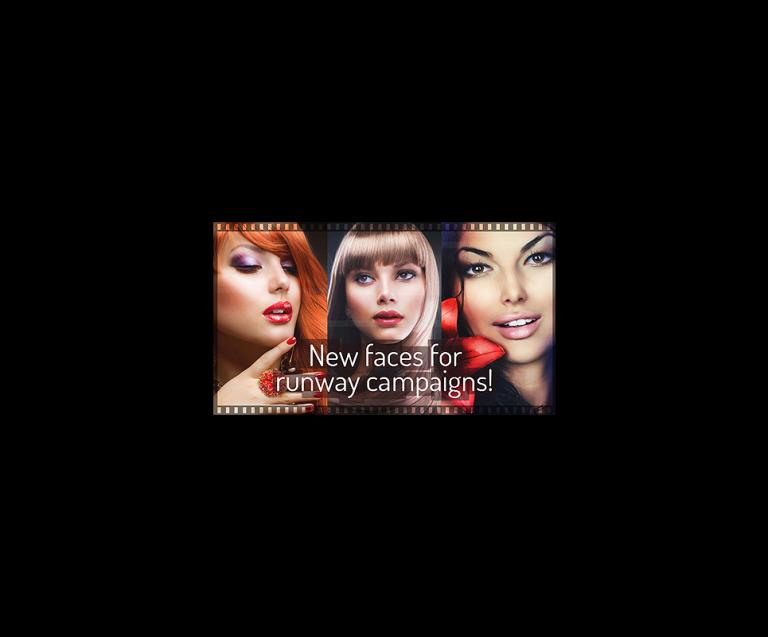 Model Agency Facebook Template New Screenshots BIG
