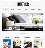 Furniture Moto CMS HTML  Template 39709