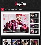 Fashion Moto CMS HTML  Template 39714