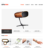 Gifts osCommerce  Template 39719