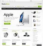 Electronics OpenCart  Template 39721