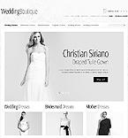 Wedding OpenCart  Template 39722