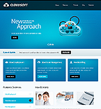 Software Drupal  Template 39724