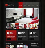 Furniture Website  Template 39726
