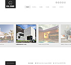 Real Estate Website  Template 39762