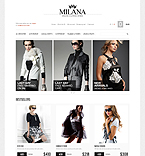 Fashion OpenCart  Template 39764