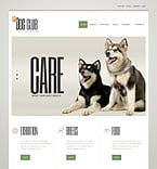 Animals & Pets Joomla  Template 39776