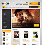 Music OpenCart  Template 39800