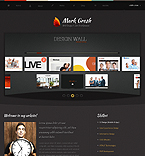 Web design Joomla  Template 39807