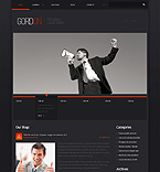 WordPress Template 39826