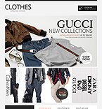 Fashion Facebook  Template 39842