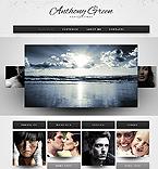 Art & Photography Website  Template 39869