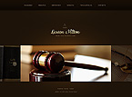 Law Website  Template 39894