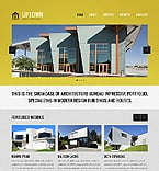 Architecture Website  Template 39895