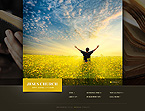 Religious Website  Template 39916
