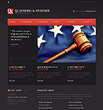 Law Website  Template 39935