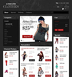 Fashion PrestaShop Template 39949